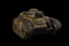 Imperial Guard Devil Dog (Ichiban Painting) Tags: dog devil gw figures tanks gamesworkshop imperialguards