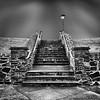 Three Steeps To Heaven (Ray Bradshaw.) Tags: rayraymondbradshawtiekieblackwhitemonominimallongexsosu rayraymondbradshawtiekieblackwhitemonominimallongexsosurefineart