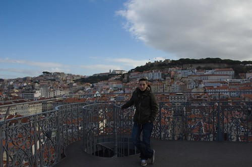 Me and Lisboa ©  Still ePsiLoN