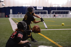 20_1551 (Joels Fastpitch Photos) Tags: minnesota university state bart msu huskies rochester dome softball ncaa robinson mavs mavericks stcloud mankato brittani 2013 dii