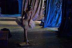 Swan Lake Backstage 04 (ilya kuzniatsou) Tags: ballet ballerina theatre performance pointe swanlake belarus backstage minsk chaikovsky