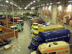 DAF Museum, Eindhoven, Holland (Davydutchy) Tags: holland netherlands museum truck january eindhoven lorry fabriek vrachtwagen daf lkw trn vrachtauto automobiel 2013 vandoorne aanhangwagen