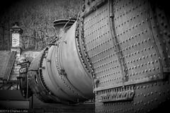 The Boiler (Charlie Little) Tags: train samsung steam locomotive railways nx p365 lakesidehaverthwaiterailway 42073 havethwaite 3652013 365the2013edition