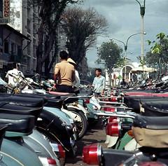 Saigon Nov 1968 - Le Loi (manhhai) Tags: 1969 1968 saigon brianwickham