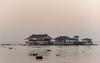 Inle Bo The Mansion (TigerPal) Tags: trip lake abandoned sunrise dawn boat nikon burma myanmar inlelake mansion shan burmese teak intha d700 inlehbothe
