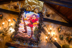 Magic Kingdom: Gaston's Tavern (Hamilton!) Tags: world vacation lake beauty zeiss bay counter florida sony magic tripod hamilton kingdom disney resort le carl tavern vista beast service walt za gitzo gaston fou fantasyland buena 1635 a99 variosonnart281635 pytluk