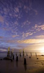 Port Willunga Twilight (Aquilapse) Tags: port stars long exposure jetty australia tokina adelaide 28 willunga 550d flickrandroidapp:filter=none
