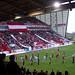 Pittodrie Stadium, Aberdeen, Schottland
