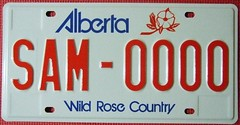 ALBERTA SAMPLE LICENSE PLATE ---SAM-0000 FORMAT CURENT STYLE (woody1778a) Tags: world auto canada cars car sign vintage edmonton photos tag woody plate tags licenseplate collection number photographs license sample plates foreign numberplate licenseplates numberplates licenses cartag carplate carplates autotags cartags autotag foreigns pl8s worldplates worldplate foreignplates platetag