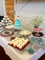 "cake table with cakeballs and cupcakes • <a style=""font-size:0.8em;"" href=""http://www.flickr.com/photos/60584691@N02/8546684547/"" target=""_blank"">View on Flickr</a>"