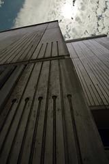 brutalist detail