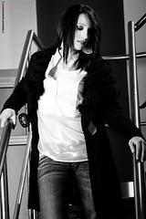 08 (Alessandro Gaziano) Tags: portrait woman girl beauty donna model foto occhi sguardo fotografia ritratto bellezza ragazza modella alessandrogaziano