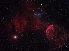 "IC443  ""First Light"" with the AT65EDQ (Chuck Manges) Tags: jellyfish gemini ic443 Astrometrydotnet:status=solved Astrometrydotnet:version=14400 at65edq qhy9m Astrometrydotnet:id=alpha20130375502739"