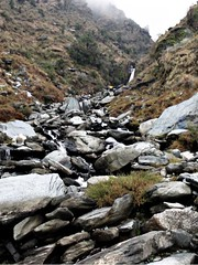 Outside McLeod Ganj (Blaster_the_Rocketman) Tags: india waterfall himachal streambed pradesh ganj mcleod dharmshala