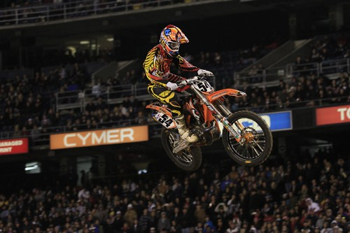 """San Diego SX Race • <a style=""""font-size:0.8em;"""" href=""""https://www.flickr.com/photos/89136799@N03/8568339799/"""" target=""""_blank"""">View on Flickr</a>"""