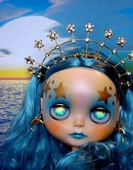 Blythe Custom Mermaid