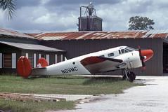 N69MC (Paul Thallon - Aviation Photos) Tags: florida aircraft beechcraft ism expeditor beech18 5738 uc45j kism kisimmee kissimmeegateway n69mc