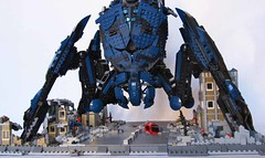 Reaper Closed Eye (Imagine) Tags: lego reaper jigsaw masseffect imaginerigney mocathalon