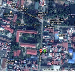 Cho thuê nhà  Thanh Xuân, số 4 Khương Hạ, Chính chủ, Giá Thỏa thuận, Liên hệ chủ nhà, ĐT 0985810419