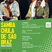 Samba_Chula_de_São_Braz_Tour_2012_cartaz