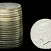 1059. Roll of 20 Eisenhower Dollars