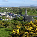 "Unusual View of Clifden <a style=""margin-left:10px; font-size:0.8em;"" href=""http://www.flickr.com/photos/89335711@N00/8596697242/"" target=""_blank"">@flickr</a>"