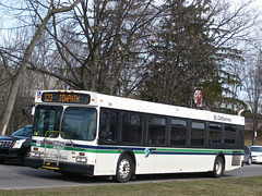 St. Catharines Transit 106 (YT | transport photography) Tags: new bus st flyer transit catharines d40lf