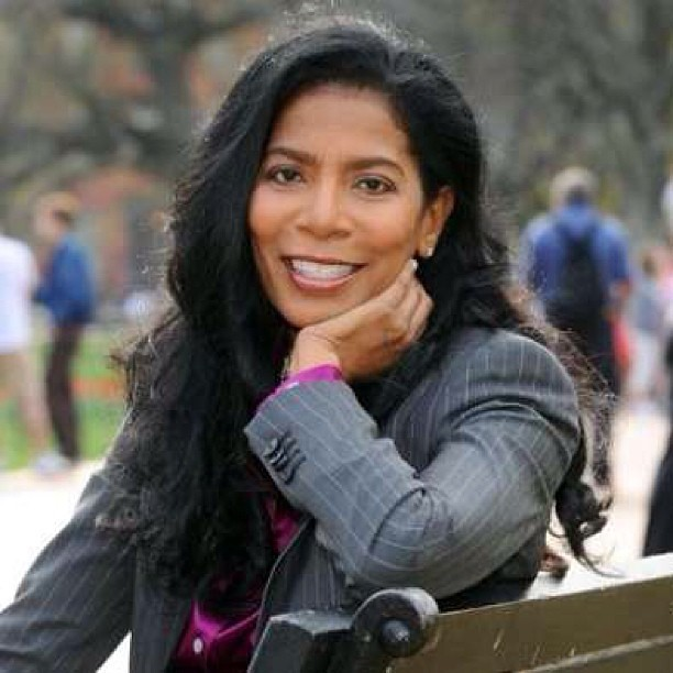 Meet Judy Smith, the woman that #Scandal is about. Yea Scandal is based on a real person. She famously represents the well-to-do who are in high-end contretemps — Monica Lewinsky, the Chandra Levy family, Michael Vick, BP after the Gulf oil spill — and sh