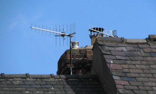 Rooftops and Chimneypots