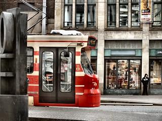 tram op paaszaterdag