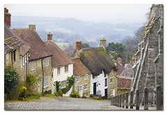 Gold Hill (JKmedia) Tags: house classic postcard hill cottage cobbled thatch steep shaftesbury hovis goldhill canoneos7d jkmedia