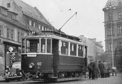 From the Old Archives 104 (beranekp) Tags: czech alt tram 40 tramway strassenbahn tramvaj tranvia olt teplice veolia histrory elektrika teplitz elektrika alina