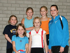 2007 Mini  5 - Tr. Dieuwke Hamhuis