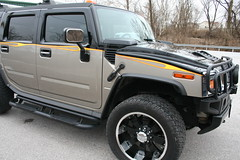 """2003 Hummer • <a style=""""font-size:0.8em;"""" href=""""http://www.flickr.com/photos/85572005@N00/8642582535/"""" target=""""_blank"""">View on Flickr</a>"""