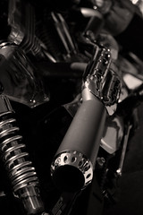Suck on This (Triple_B_Photography) Tags: metal ride harley motorcycle biker exhaust elementsorganizer