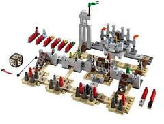 LEGO 50011 - A Gyrk Ura - A helm-szurdoki csata (kockamania.hu) Tags: lego games lotr legogames