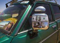Decorated Car, Delgo, Sudan (Eric Lafforgue) Tags: africa car horizontal outdoors photography day northafrica soedan sudan decoration nobody nopeople note transportation dollar soudan northernafrica traveldestinations colorimage  szudn sudo  northernsudan northsudan      xuan eri1788