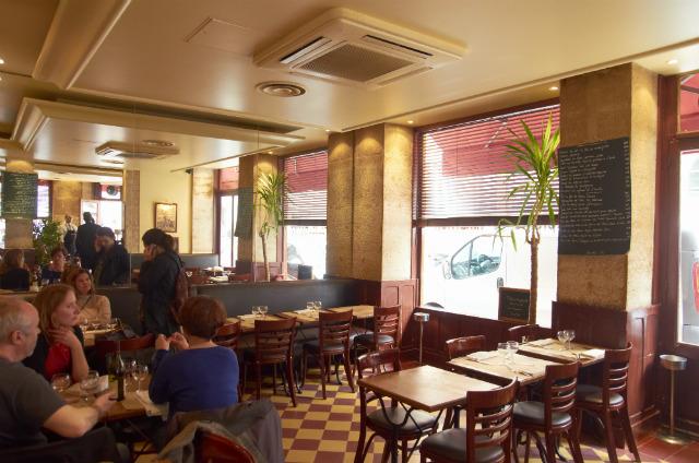 Restaurant Camille Marais