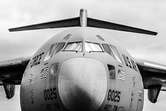 C-17 Air Force Museum, Ohio (Rodrigo.M Photography) Tags: ohio 3 photoshop plane force air jet cargo transformers c17 globemaster lightroom