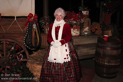 Meeting Mrs Claus