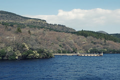 Lake Ashi (herrmetz) Tags: lake japan sony  kanagawa hakone ashi  rx100