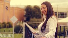 Yuye (Santiago Angarita) Tags: woman women girl she chica mujer nia young smile nature park ella mujeres summer