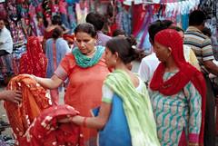 [market women] (tyronerodovalho1) Tags: india indian new dehli culture market travel life