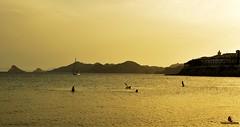 Calabardina Murcia (fotografiarayodeluna) Tags: espaa murcia atardecer paisaje playa mar calabardina