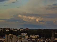 Large cumulus (Richard Bougeard) Tags: jersey weather