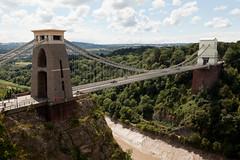 Clifton Suspension Bridge-1 (Paul Dykes) Tags: clifton bristol somerset uk england engineering civilengineering bridge suspensionbridge avon river hills trees isambardkingdombrunel sarahguppy tollbridge leighwoods williamhenrybarlow johnhawkshaw