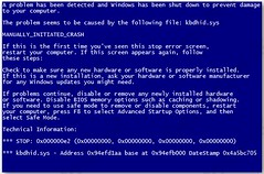 bluescreen (eInfoDesk) Tags: reasons for causing blue screen errors possible solutions how resolve