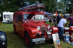 SCY 203L (markkirk85) Tags: odiham fire show 2016 austin gypsy l4p council the isle scilly brigade scy 203l scy203l engine appliance
