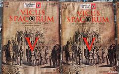 Vicus Spacorum (Franco DAlbao) Tags: francodalbao dalbao fuji cartel poster fiesta fair romanos romans vigo celtas celtics vicusspacorum historia history pasado past