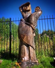 Senghenydd Mining Memorial, Aug 29th 2016 (andrewllewellyn) Tags: southwales wales mining senghenyddminingmemorial miningdisasters coalmining senghenydd cymru